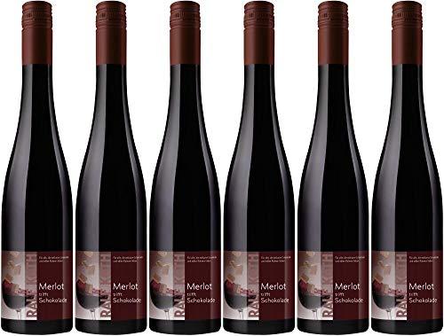 6x Merlot trifft Schokolade - Wein & Secco Köth GmbH