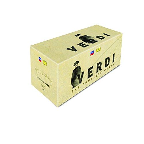 Verdi: The Complete Works (75 CD)