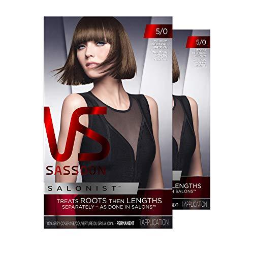 Vidal Sassoon Salonist Hair Colour …