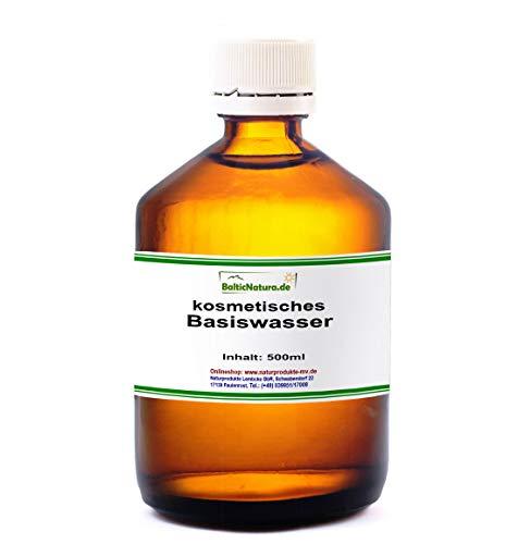 Kosmetisches Basiswasser (500 ml)