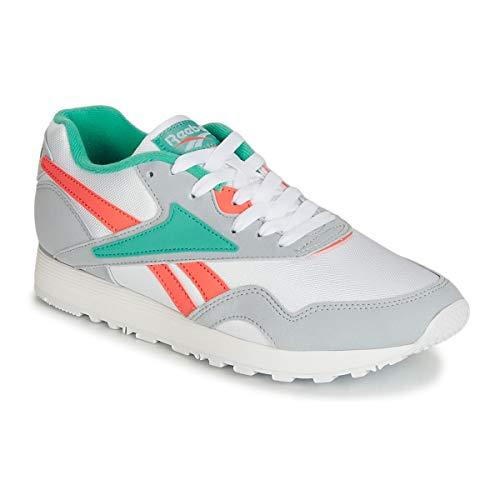 REEBOK CLASSIC RAPIDE SYN Sneakers dames Groen/Oranje/Wit - 37 EU - Lage sneakers