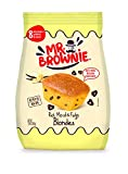 MR. BROWNIE BLONDIES are rich, moist, chewy, and fudgy - everything you want in a blondie bite! Bag includes 8 individually wrapped blondies, 25 grams each. INDIVIDUAL PACKAGING for a great on-the-go treat. Toss a snack pack in your kid's school back...