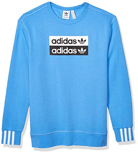 adidas Originals Kids' Big Juniors V-ocal Crewneck Sweatshirt