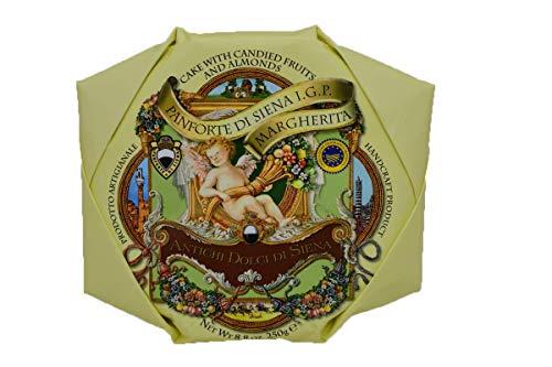 Fabbrica del Panforte - Panforte di Siena 8.8 Oz. (250g) (Panforte Margherita)