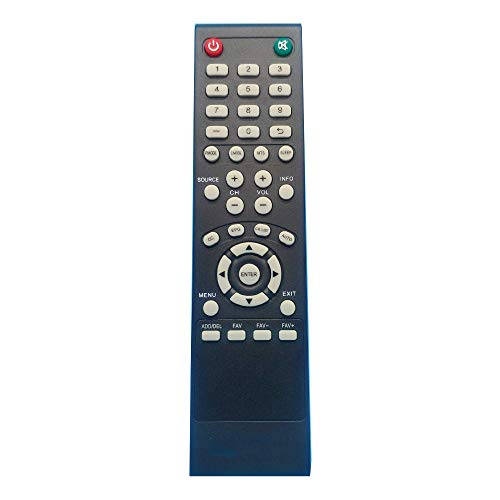 remote control for proscan tvs PROROK New Remote Control fit for PROSCAN TV PLDED3280AD PLDED3280A-D PLDED4016AV2 PLDED4018B PLDED4331A PLDED4897A PLED4897A PLDED5066A PLDED5068AC