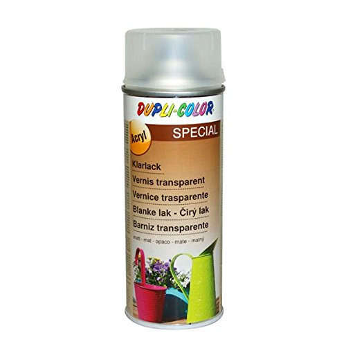Dupli-Color 319747 Klarlack Acryl matt 400 ml