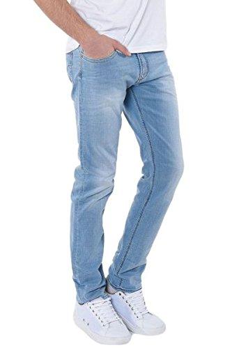 KAPORAL BROZE17M7JFRE Pantalones, Azul (Fresh), 34 W para Hombre