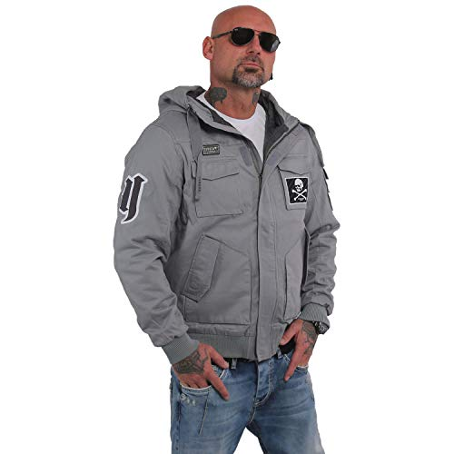 Yakuza Herren Old Fashion Winterjacke