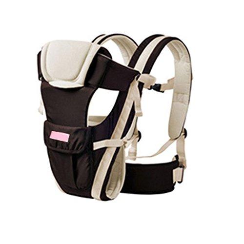 ThreeH Portabebés para bebés correa de cintura ergonómica
