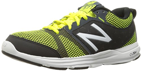 New Balance 577 Training, Scarpe Sportive Indoor Uomo, Multicolore (Grey/Yellow 033), 44 EU