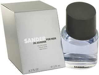 Sáñdér by Jíl Sáñdér for Men Eau De Toilette Spray 4.2 oz