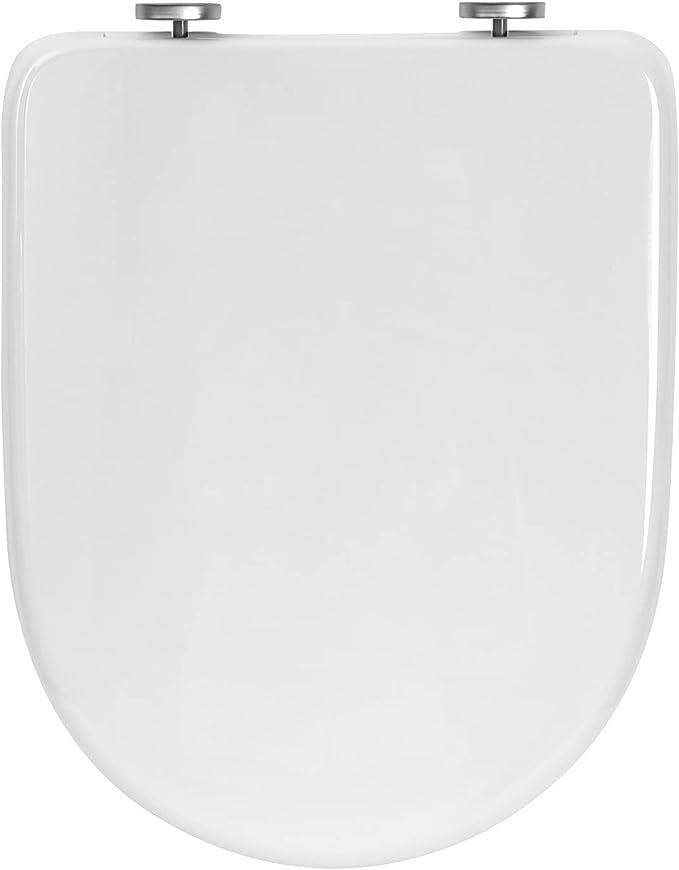 177 opinioni per WOLTU WS2545 Copriwater Sedile WC Universale Coperchio con Chiusura Ammortizzata