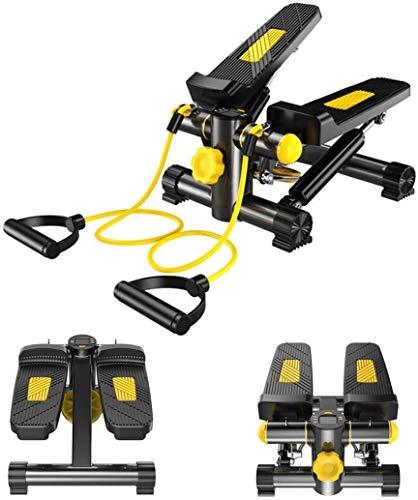 REWD Máquinas de Step para Fitness Cardio Mini Cintas de Correr Equipado Quiet Home Bajar de Peso Pedal Multifuncional Equipo de la Aptitud Steppers la ejecución de máquinas Deportes