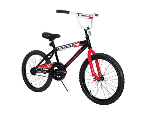 "Magna Throttle 20"" Kids' Bike – Red/Black"