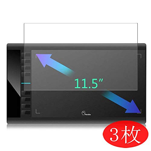 VacFun 3 Piezas HD Claro Protector de Pantalla Compatible con Parblo A610, Screen Protector Sin Burbujas Película Protectora (Not Cristal Templado) New Version