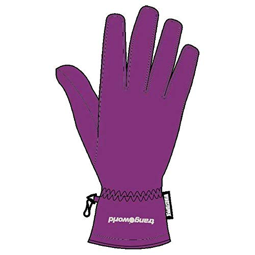 Trangoworld pour Homme Lizao ft Gants, Raspberry Radiance, x-Large