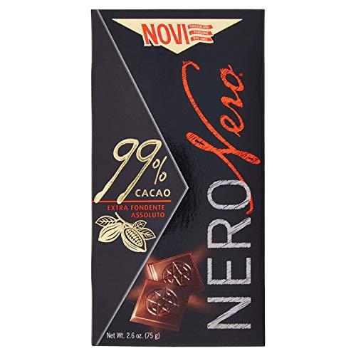 Novi Nero Cioccolato 99% Cacao, 75g
