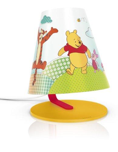 Philips Disney Winnie l'Ourson Lampe de Bureau pour Enfant 230 V