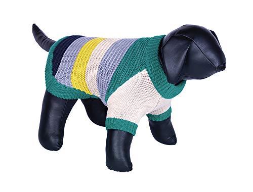 Nobby 65490 Hunde Pullover HAJO blau, 32 cm
