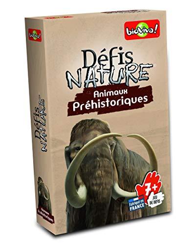 Défis Nature 282673 - Animali preistorici, Colore: Marrone