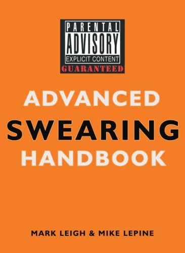 Advanced Swearing Handbook (English Edition)