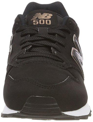 New Balance GW500V1, Zapatillas Mujer, Black (BR), 40.5 EU
