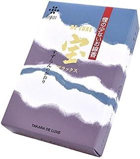 薫寿堂のお線香 宝デラックス 大バラ すずらんの香 #2