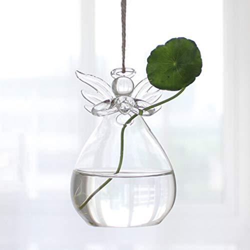 Angel shape hanging planter
