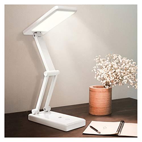 Lámparas de mesa y mesilla de noche Escritorio Luz LED Lámpara De Escritorio De Cuidado De Ojos Lámpara De Mesa Plegable Tienda De Vigilancia De Vigilancia De Vigilancia Táctil Dormitorio De La Oficin