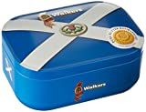 Walkers Saltire Shortbread Rounds-Tin, 1er Pack (1 x 136 g)