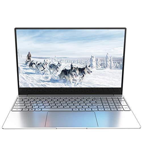 15,6 Zoll Laptop,Notebook,Computer PC,1920 x 1080 IPS HD Display, 8 GB RAM, 128 GB ROM(Erweiterbarer Speicher 1 TB SSD), Windows 10 Pro Betriebssystem, 5000-mAh Akku, HD Kamera, Y4