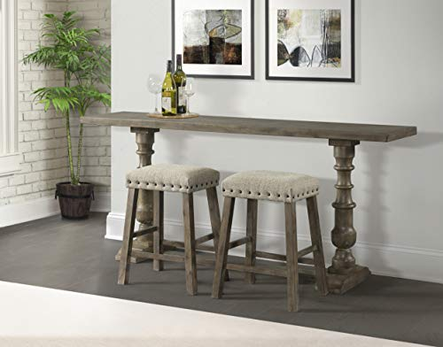 Lane Home Furnishings Charleston Sofa Bar Table