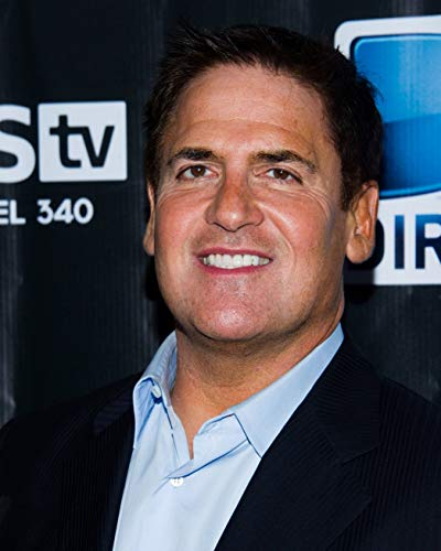 Mark Cuban 8 x 10 / 8x10 GLOSSY Photo Picture