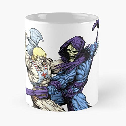 Heman And Skellettorr Classic Mug Best Gift 110z For Your Friends