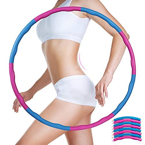 Homealexa -   Hula Reifen Hoop