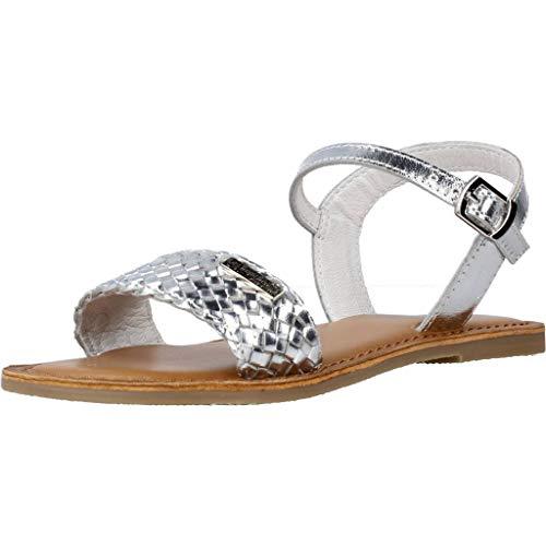 Les Tropeziennes Meisje Sandals And Slippers Girls C19457TONY Zilver 33 EU