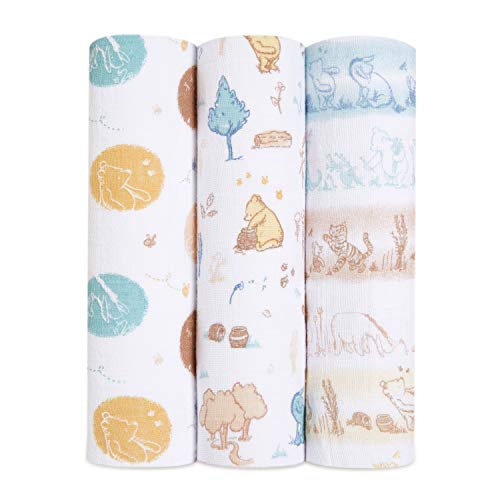 aden + anais 100% Cotton Muslin Swaddle and Receiving Blankets for Baby...