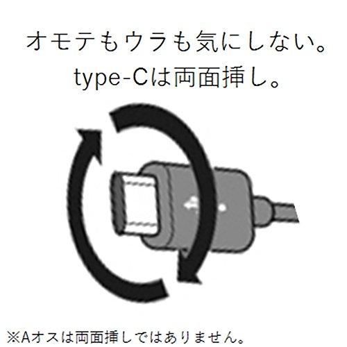 ELECOM『USB2.0ケーブルMPA-AC10NBK』