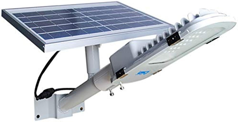 Cvxgdsfg Solar Sensor Licht 30W Solar Sensor Licht mit Bewegungssensor für Garage Deck Courtyard Access Porch 1 Pack weies Licht
