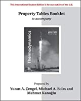 ISE Property Tables Booklet for Thermodynamics: An Engineering Approach