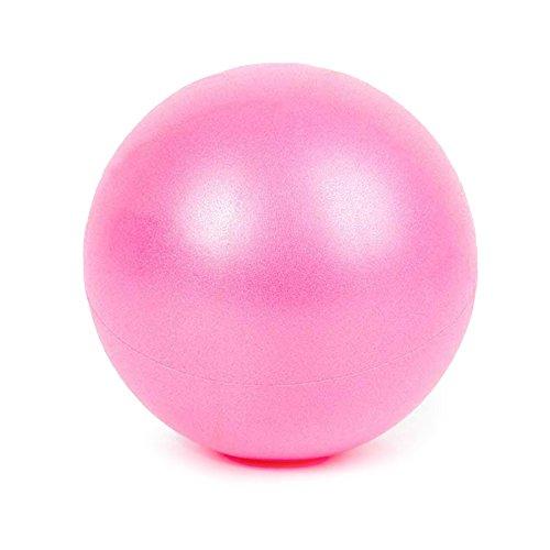 CUTEH Mini Fitness Balance Yoga Ball,Pilates Ball,Interior pérdida de peso Fitness,Adecuado para Fitness,Salud,Alivio