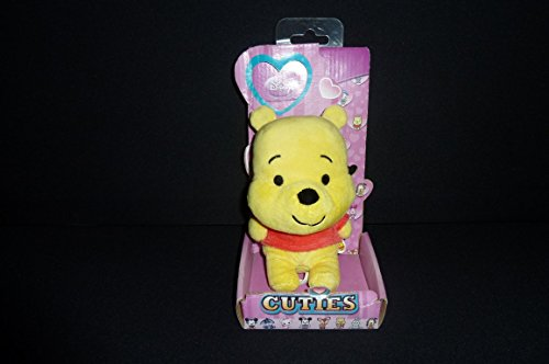 DOUDOU WINNIE L'OURSON CUTIES NEUF DISNEY 1790078 42