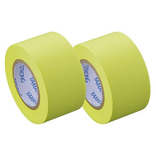 ヤマト 付箋 メモック ロールテープ 強粘着 つめかえ用 25mm×10m イエロー PRK-25H-LE