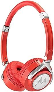 Fone de Ouvido Pulse 2 com Microfone, Motorola, Sh006, Vermelho