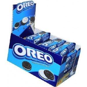 2 Boxen mit je 20 x 6 cm Oreo Biscuit