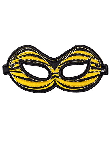 Dreamy Dress-Ups 50767 Mask, Bumblebee, Bombus, Bourdon (masque en tissu, insecte)