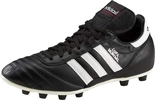 adidas - Kaiser 5, Herren Fußballschuhe,Schwarz (Black/Running White Ftw), 40 EU