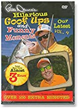 Bill Dance's Hilarious Goof Ups and Funny Moments, Vol. 4