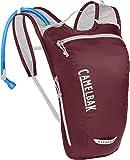 CamelBak Women's Hydrobak Light Bike Hydration Pack 50oz, Burgundy/Silver