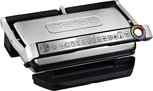Recipiente para hornear de 2000 W, 9 programas de cocción, con indicador de cocción y modo manual y descongelación